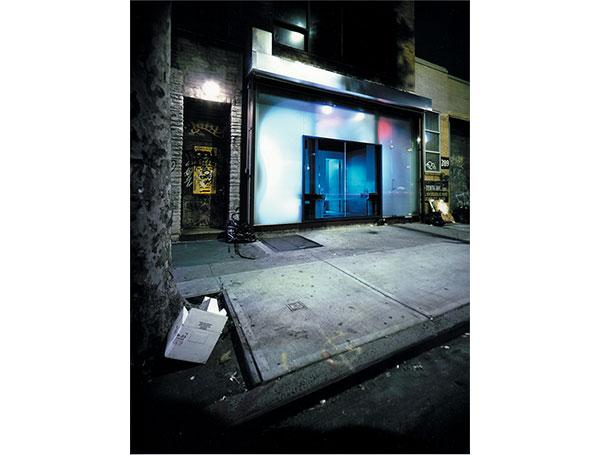 Leeser Glass Bar designed by Bevilacqua Architects