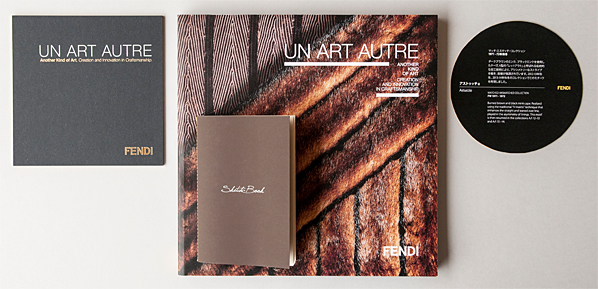 "Bevilacqua Architects - Fendi ""Un Art Autre"" - The Catalog"
