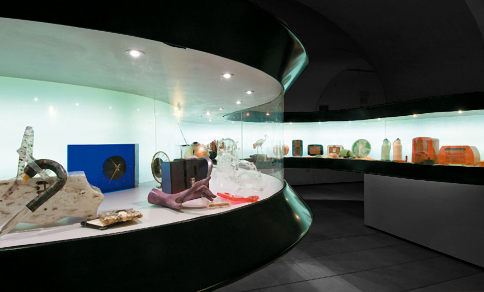 Bevilacqua Architects - Plart at Museo delle Plastiche