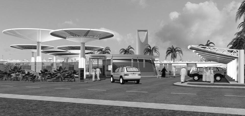 Bevilacqua Architects designed Oasi Oil Company for Archigia