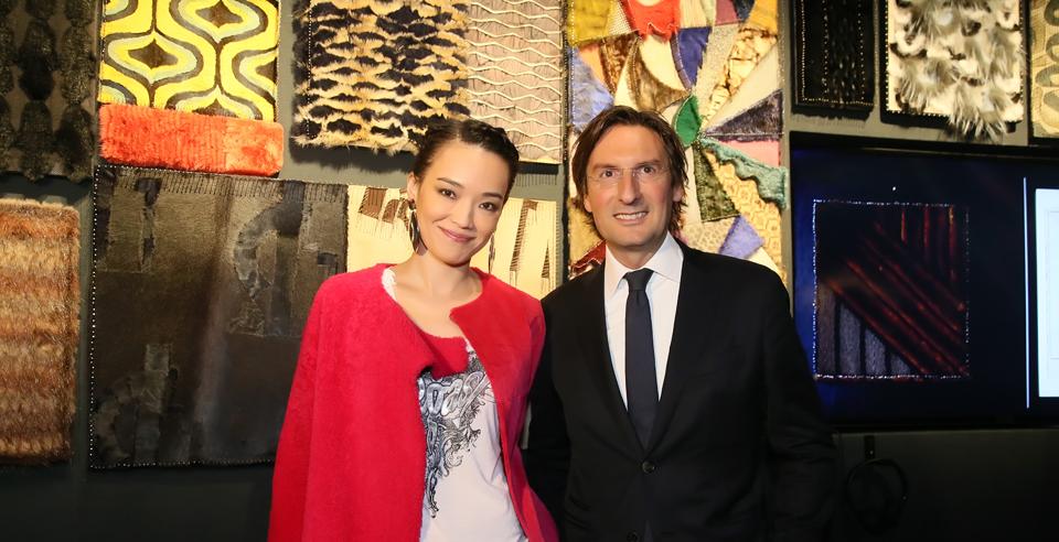 """Fendi """"Un Art Autre"""" – The Opening in Beijing"""