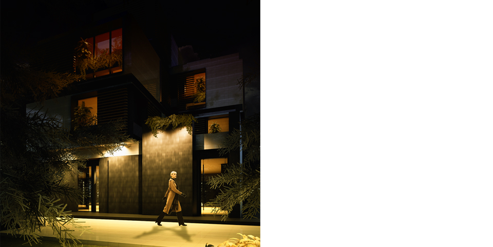 Bevilacqua Architects - Rationalist Villa