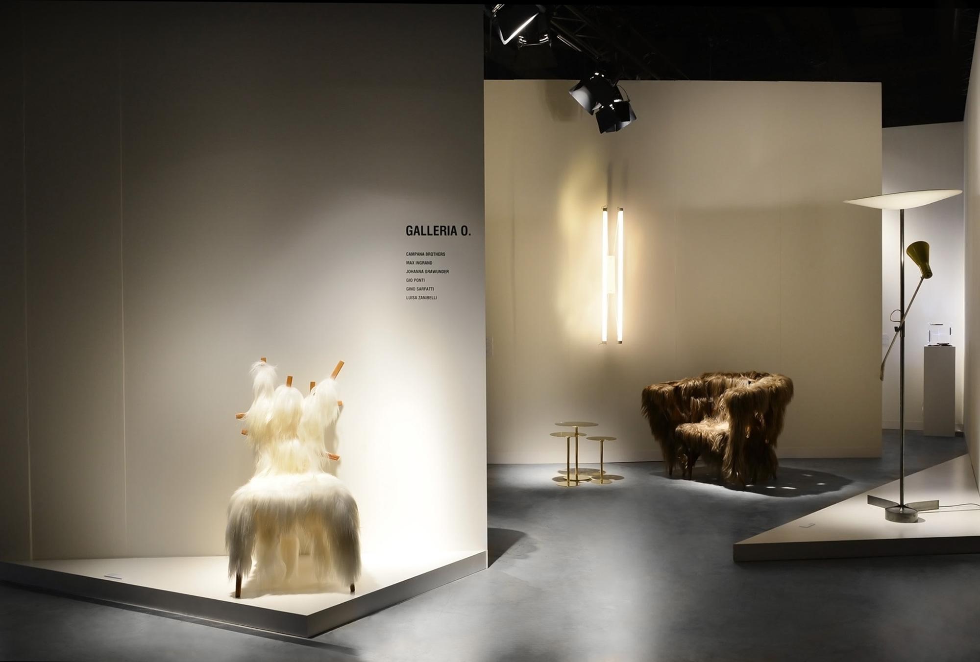 Bevilacqua Architects – Gallerio O' at Design Miami/Basel 2013