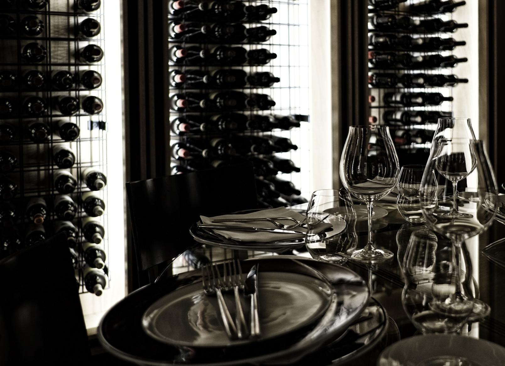 Bevilacqua Architects – Wine Cellar of Casa Coppelle