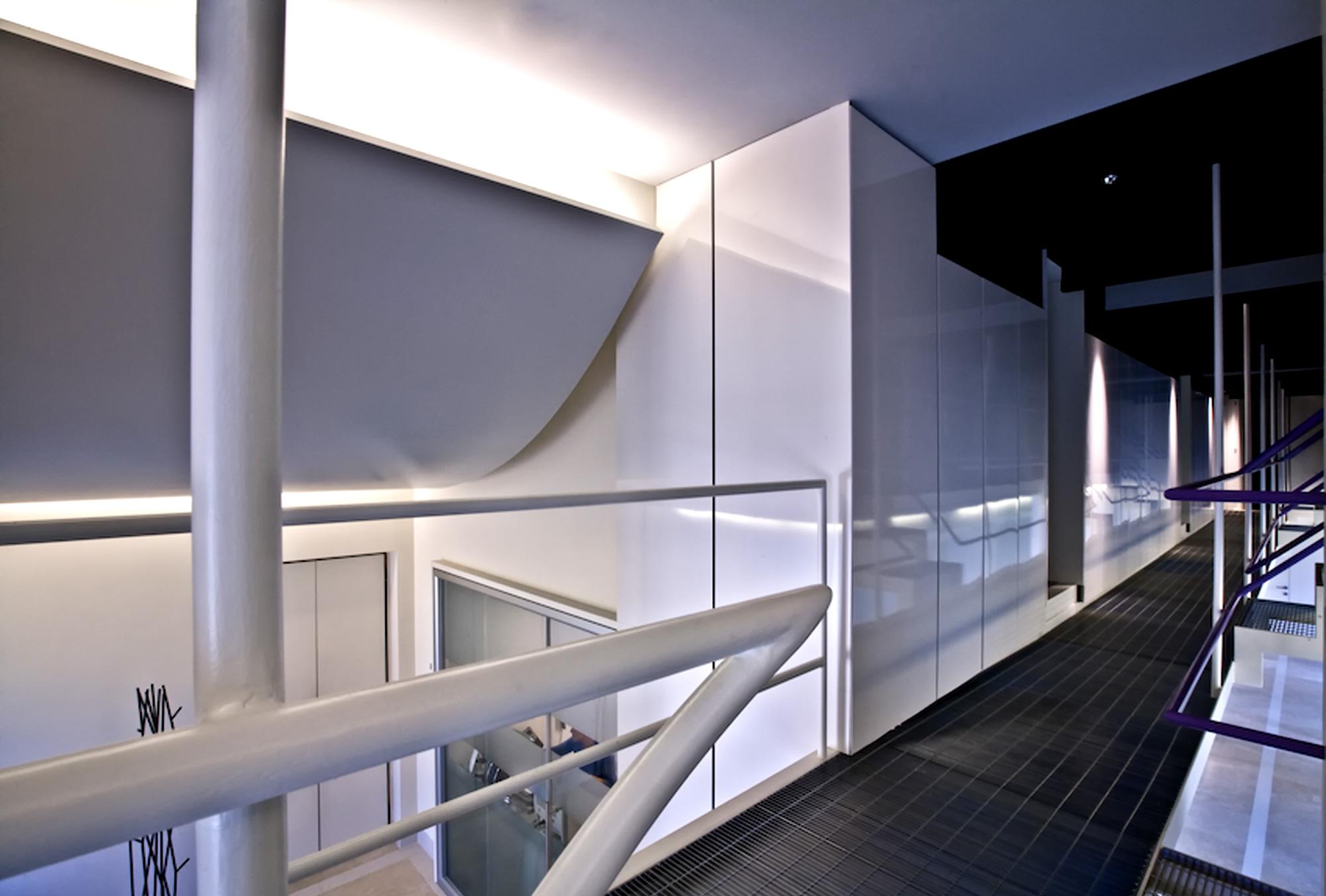 Bevilacqua Architects – Stern&Zanin Office