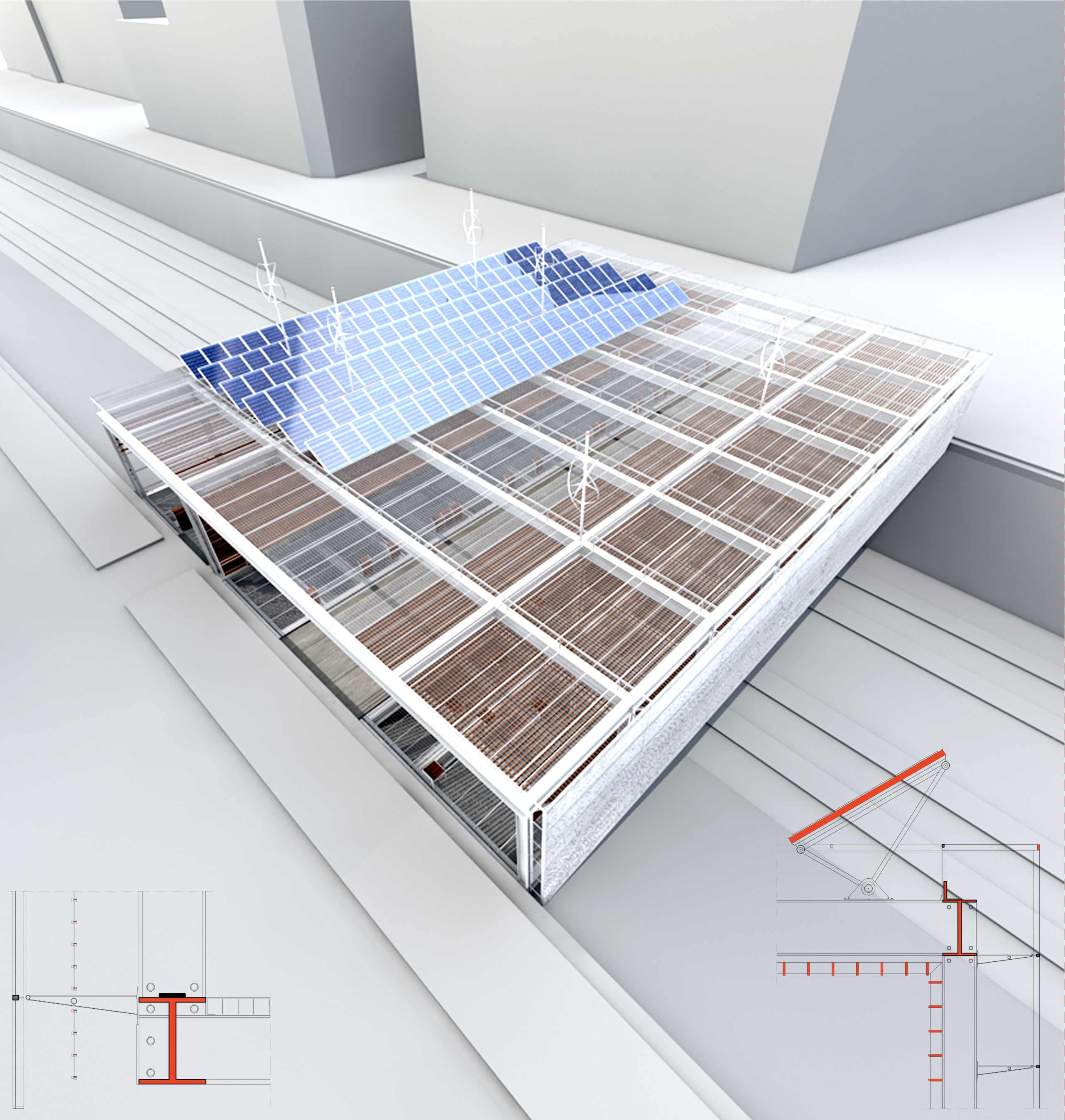 Bevilacqua Architects - Ponte Pigmento